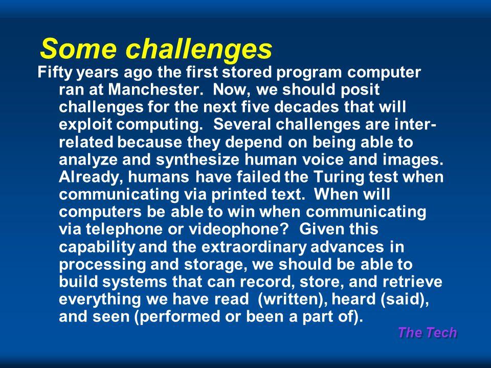 The Tech People surrogates