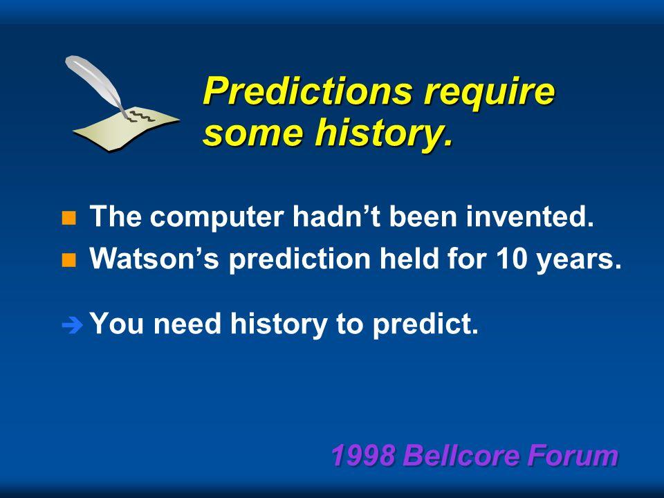 1998 Bellcore Forum Harvard Mark I aka IBM ASCC