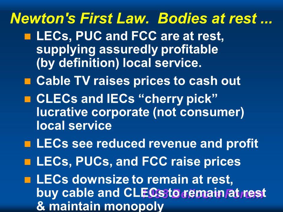 Moron s Law (cf.