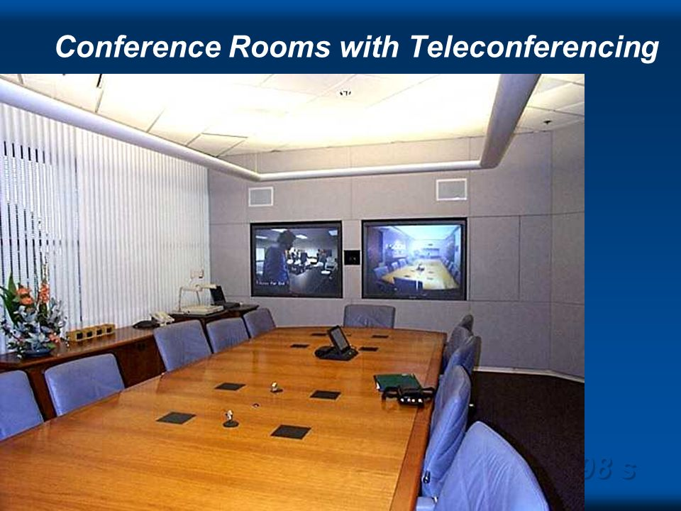 DVC 98 s Conference Rooms with Teleconferencing