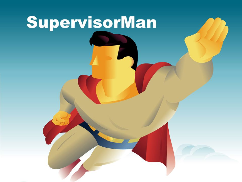 SupervisorMan