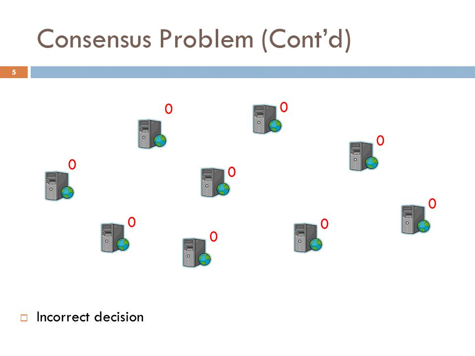 Conclusion Good news results for binary consensus on complete graphs Ternary signaling Probability of error decays exponentially with the number of nodes N log(N) convergence time Binary signaling Probability of error worse than for the ternary signaling for a factor exponentially increasing with N, but not worse than for classical voter Convergence time C log(N) with 2 C 3 36