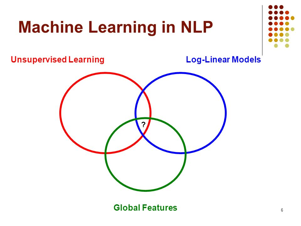 17 Why Unsupervised Learning .Text: Unlimited supplies in any language Segmentation labels.