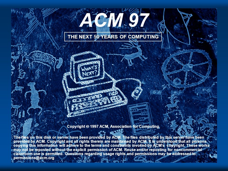 ACM 97 Laws of Predictions Gordon Bell Microsoft The Folly 1.0