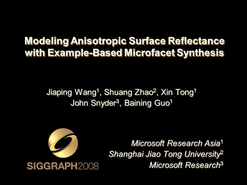 Surface Reflectance satin metal wood