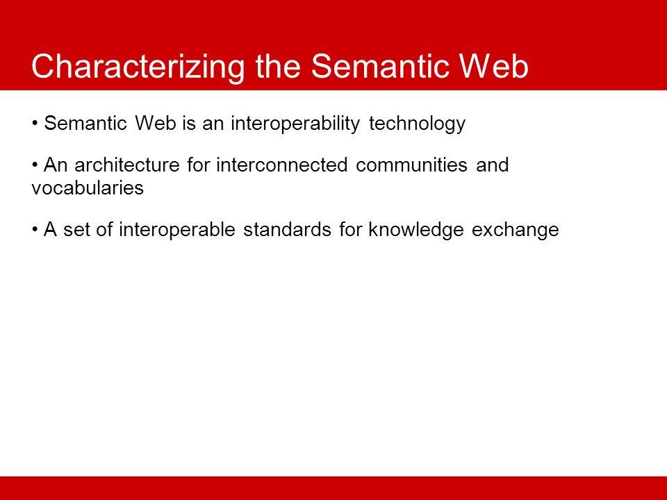 Creating a Web of Data Source: Ivan Herman Graph representation Data in various formats Applications