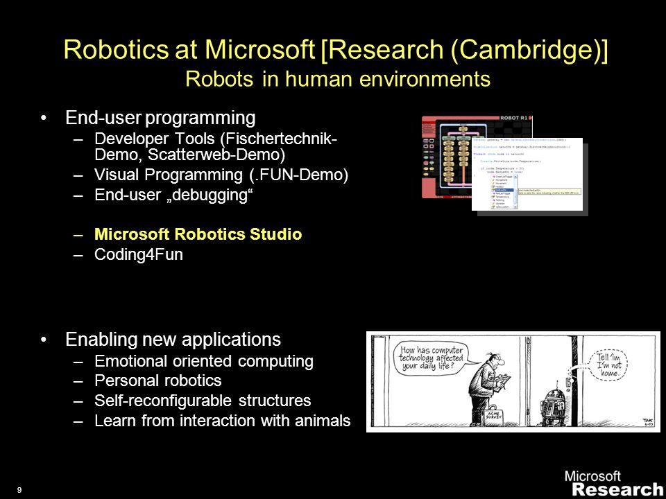 8 Robots, too.