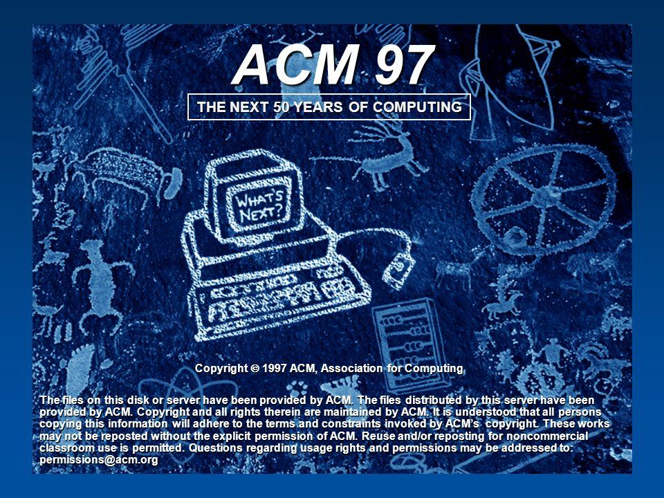 ACM 97 Genetic Diversity.