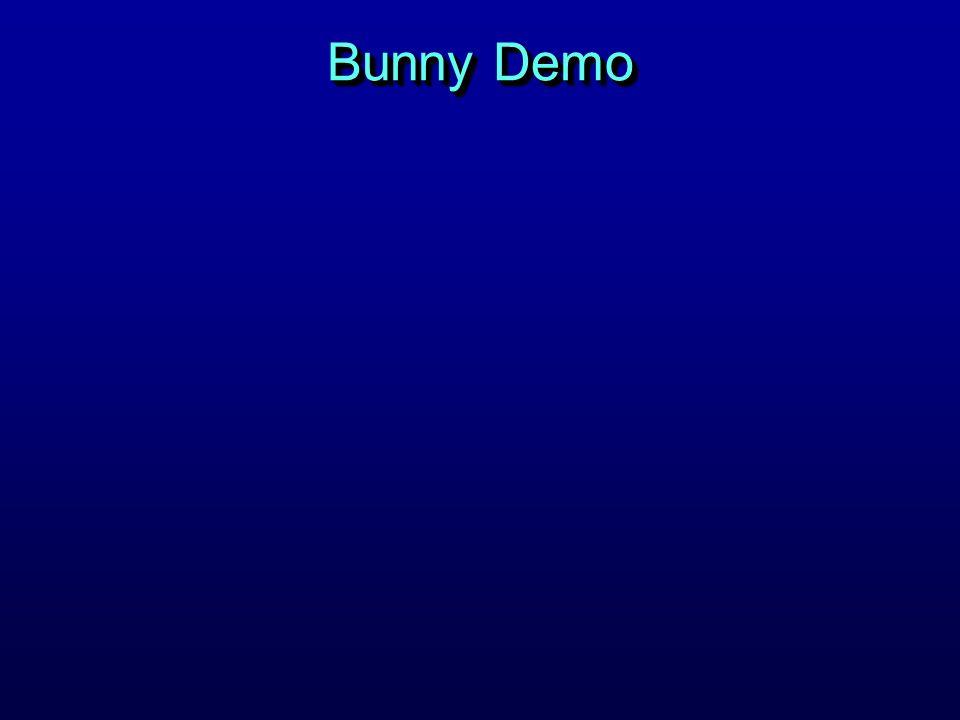 Bunny Demo