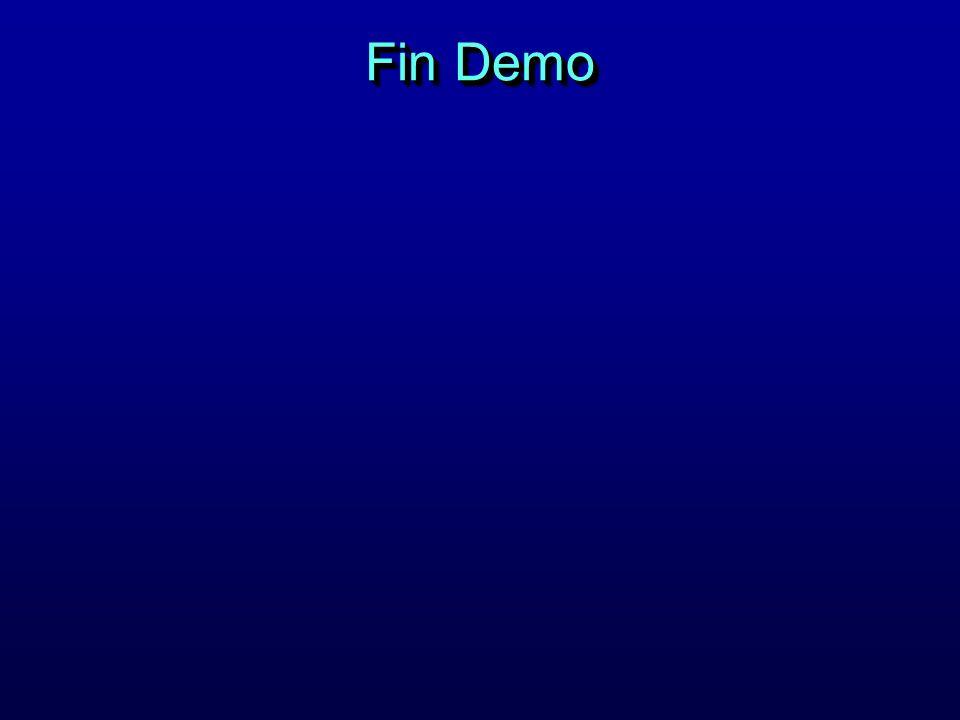 Fin Demo