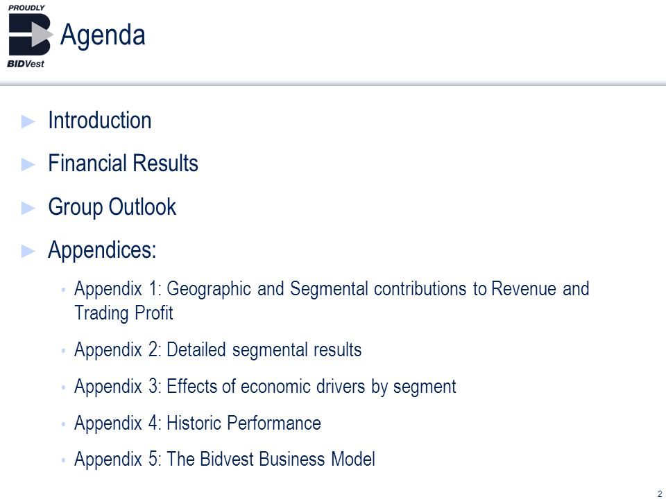 23 Working capital movements 60% reduction in working capital, excl.