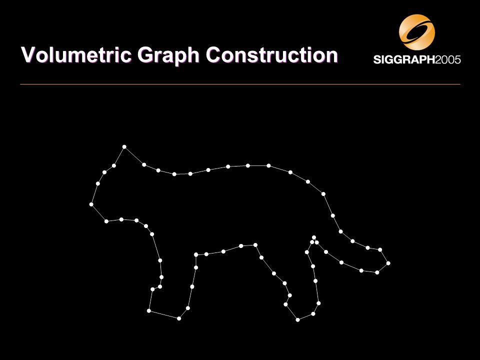 Volumetric Graph Construction