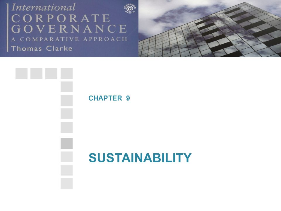 Rejection Non-responsiveness Compliance Efficiency Strategic proactivity The sustaining corporation The Phase Model From Dunphy, D., Griffiths, A.