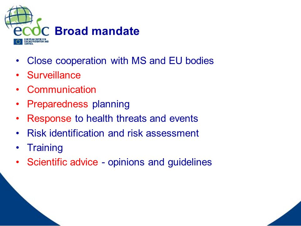 PNC7 EU + EEA countries universal (11) no (10) source: Eurosurveillance risk groups only (8)