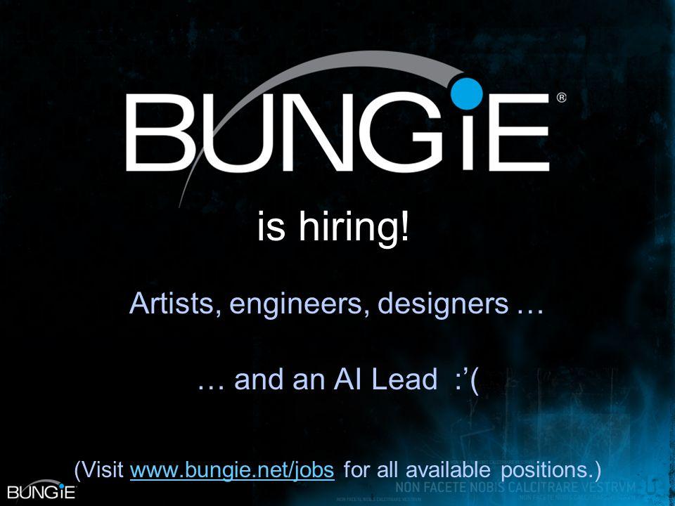 is hiring.