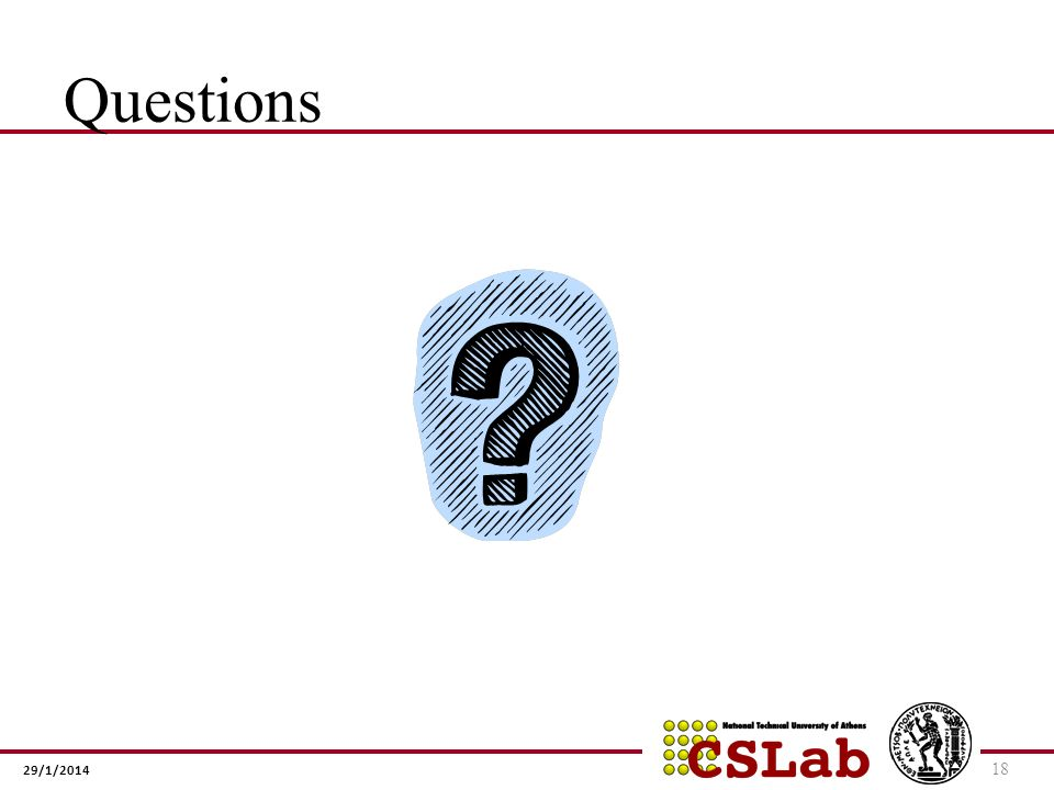 29/1/2014 Questions 18