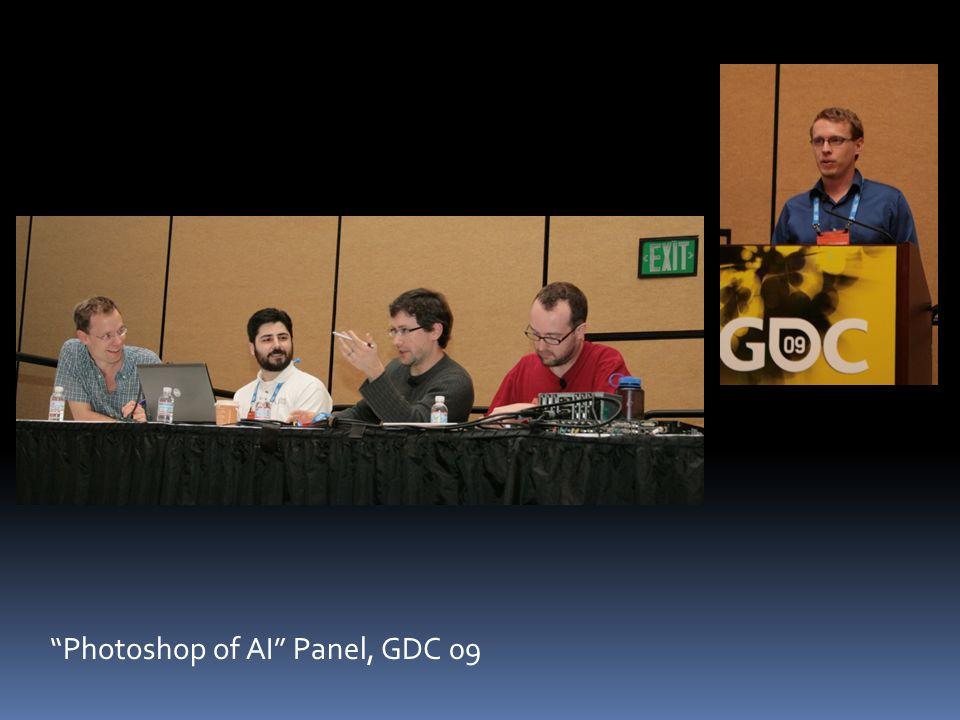 Photoshop of AI Panel, GDC 09
