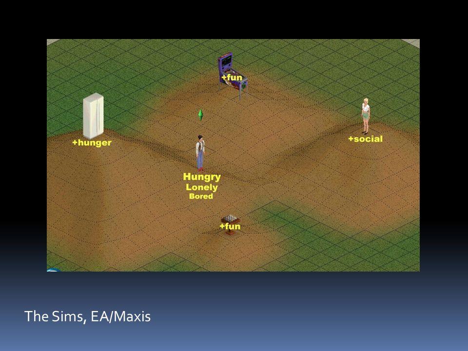The Sims, EA/Maxis