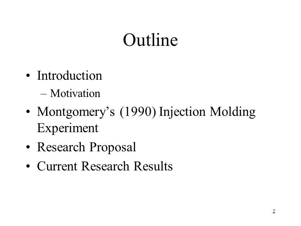23 References Bergman, B.and Hynén, A. (1997).