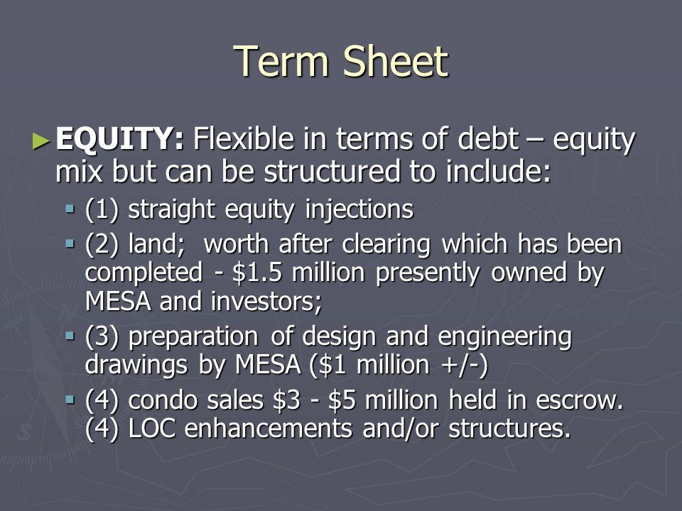 STARTING WORKS STARTING WORKS Land Fee Land Fee Design and Permits Design and Permits Advance Payment Advance Payment Subtotal Subtotal