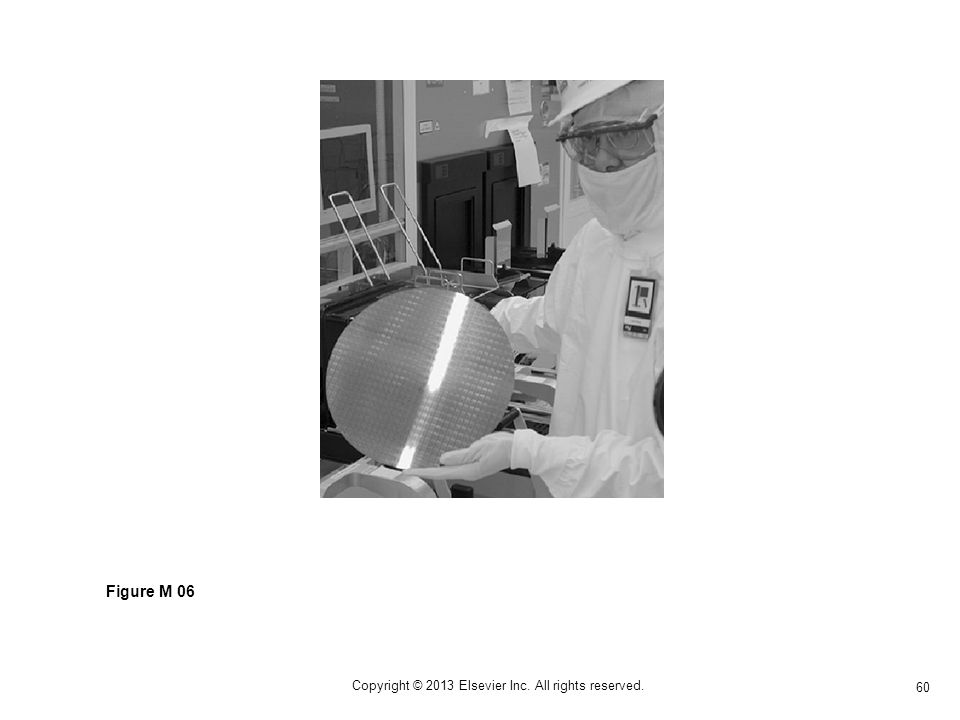 60 Copyright © 2013 Elsevier Inc. All rights reserved. Figure M 06