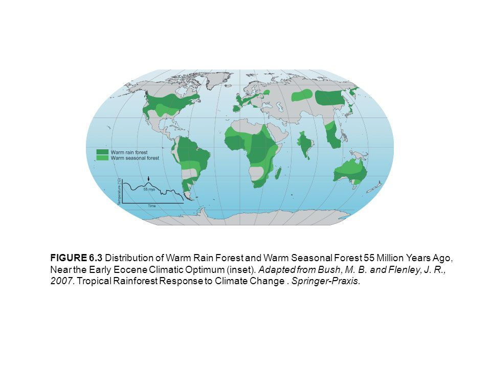 FIGURE 6.14 48,000 Years of Change in the Tropical Andes.