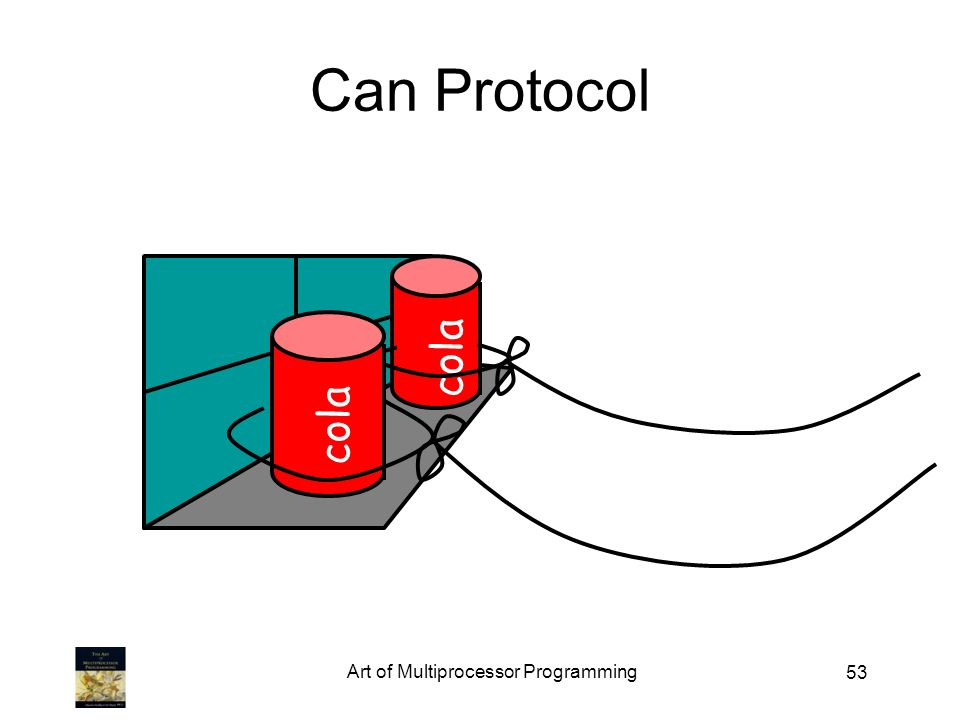 53 Can Protocol cola Art of Multiprocessor Programming