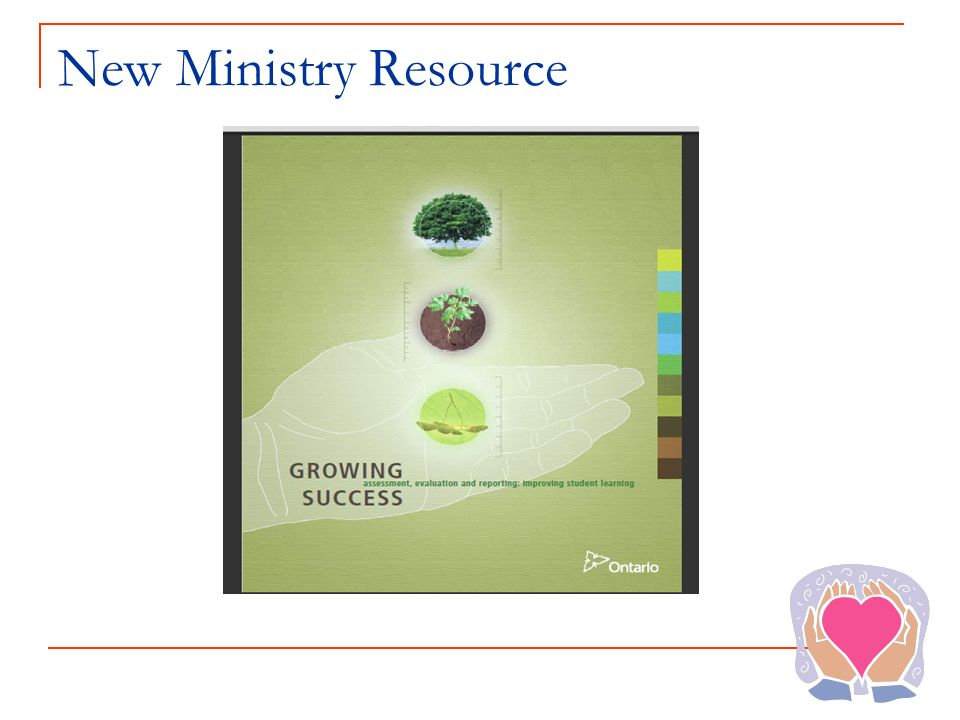 New Ministry Resource