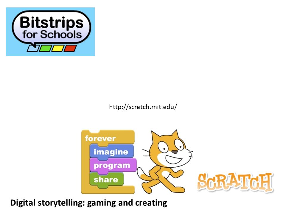 Digital storytelling: gaming and creating