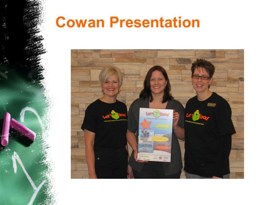 Cowan Presentation