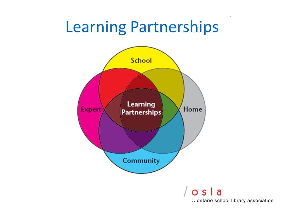 Learning Partnerships