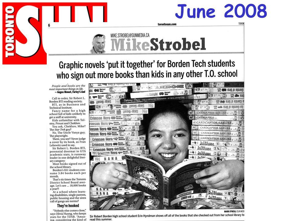 Toronto Star: June 2009