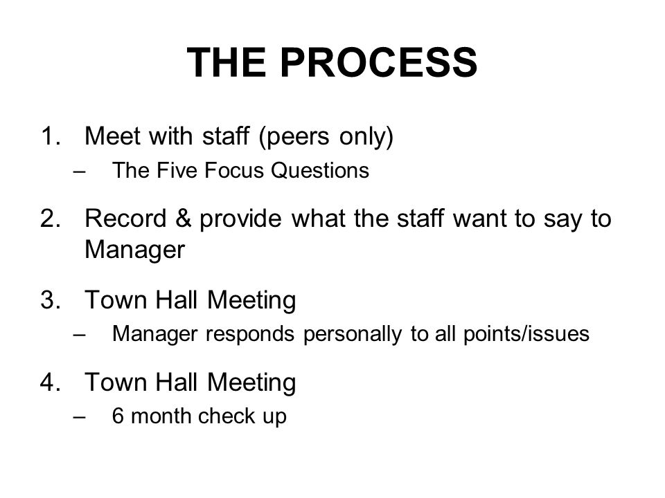 QUESTIONS FOR CONSIDERATION 1.What would we like our Manager to know about us (our needs, expectations) that we feel our Manager doesnt already know.