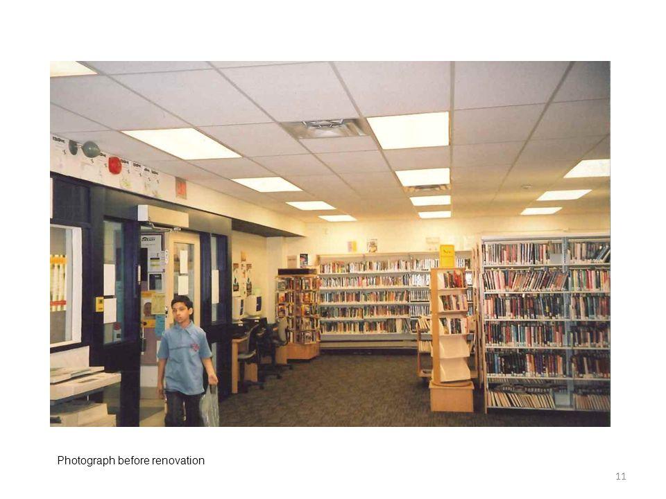 Photograph before renovation 11