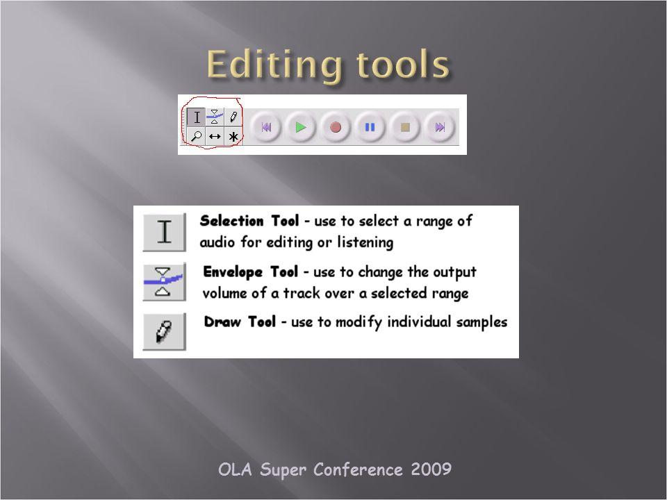 OLA Super Conference 2009