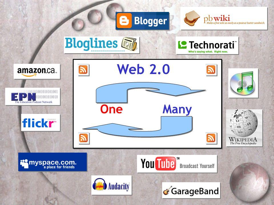 Web 2.0 OneMany