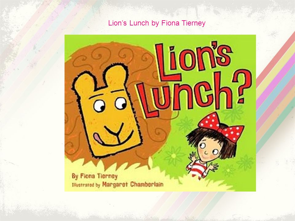 Lions Lunch by Fiona Tierney
