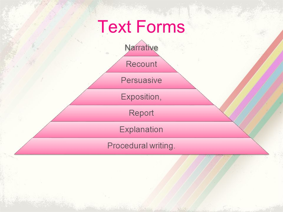 Text Forms