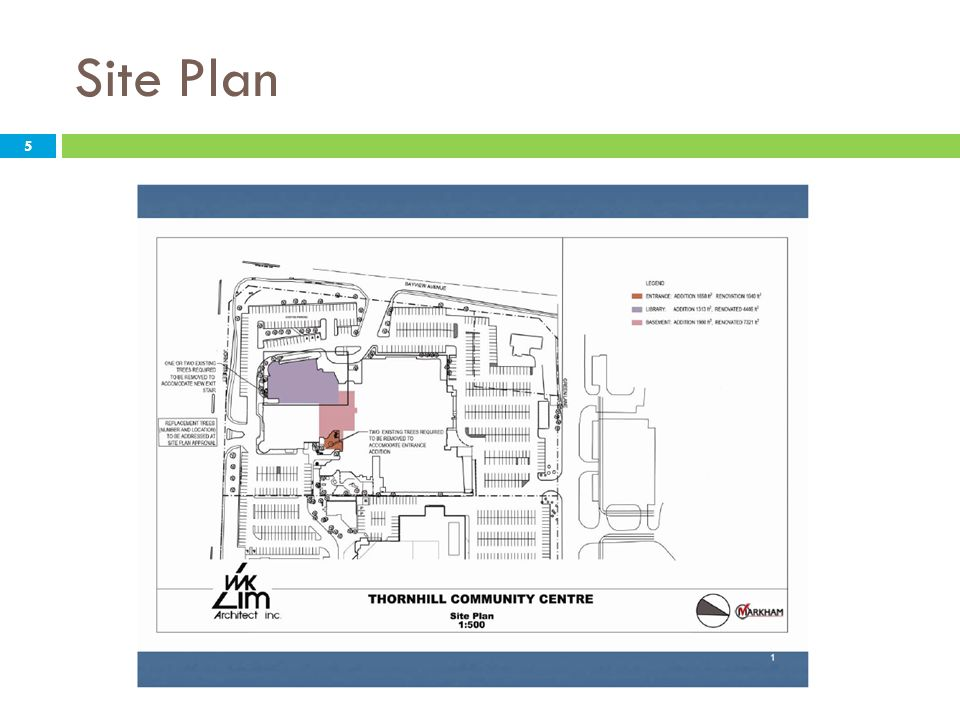 Site Plan 5
