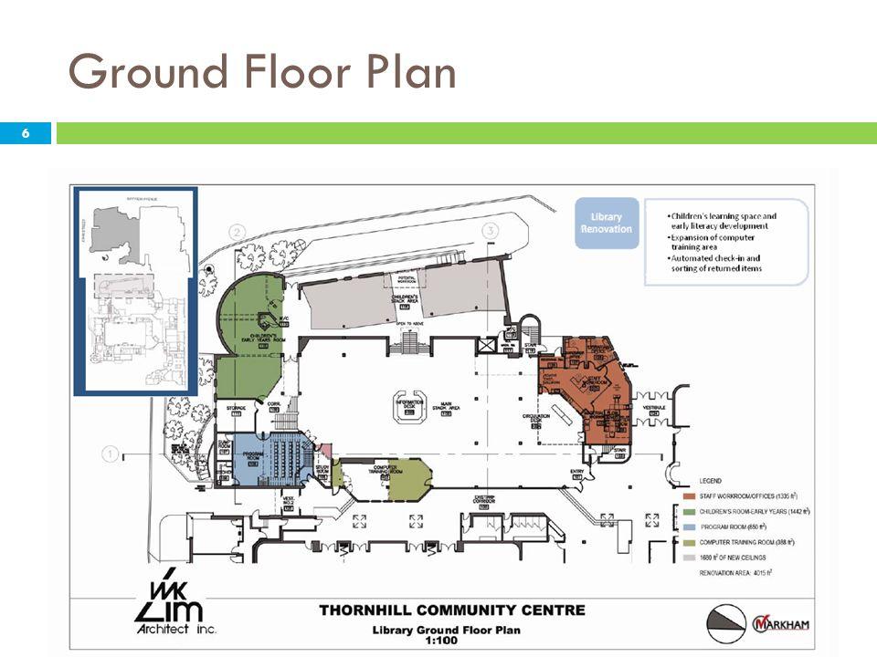 Ground Floor Plan 6