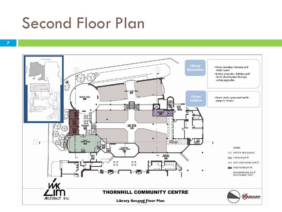 Second Floor Plan 7