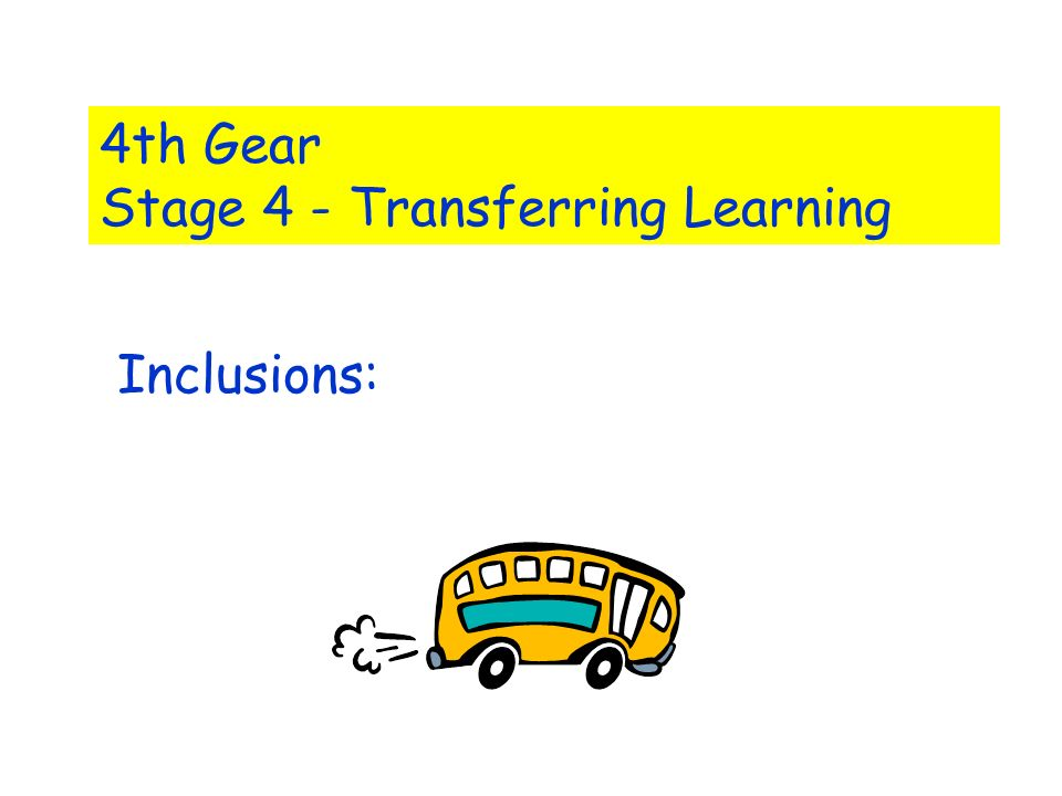 3rd Gear Stage 3 - Processing Information Evaluating Web Sites (I/S) Evaluate the web site you are using! Complete the following: URL ________________