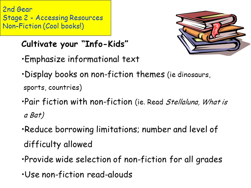 2nd Gear Stage 2 - Accessing Resources Reading Graphic Text What do you think happened just after this picture was taken?