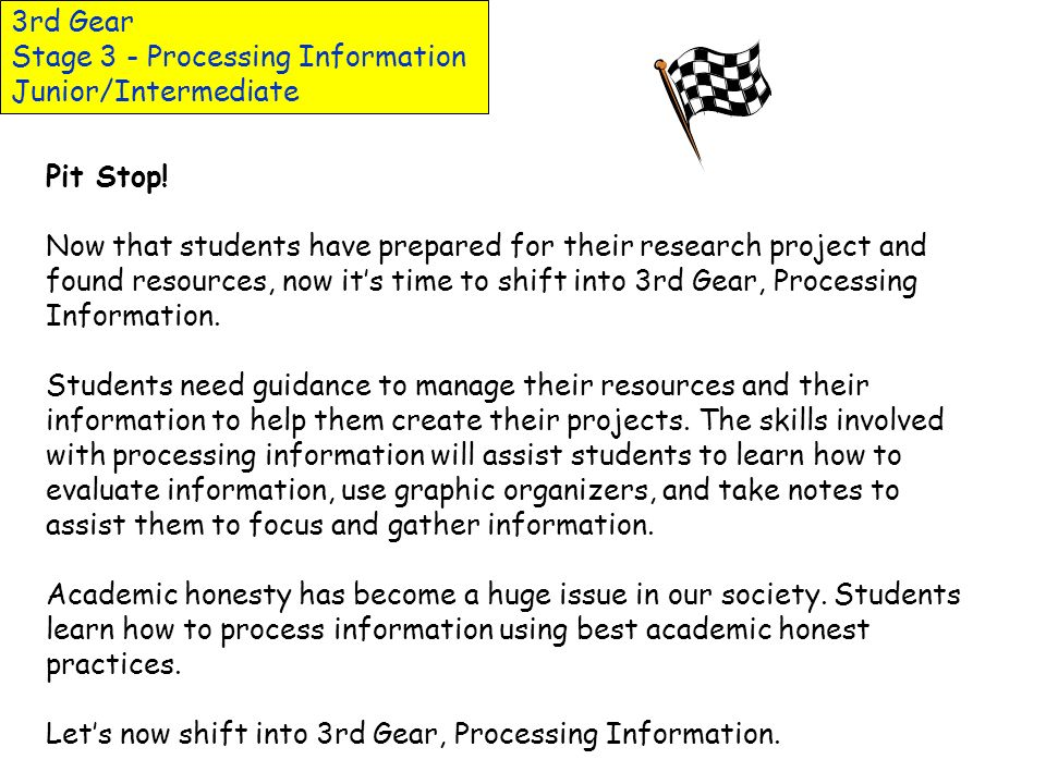 Graphic Organizers (T chart, Ranking Ladder, Bulls Eye, Venn Diagram) Notemaking Organizers Forming a Focus Statement Forming a Thesis Statement Evalu
