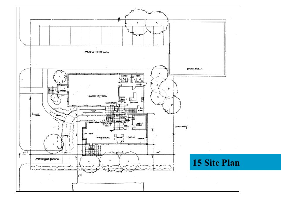 15 Site Plan