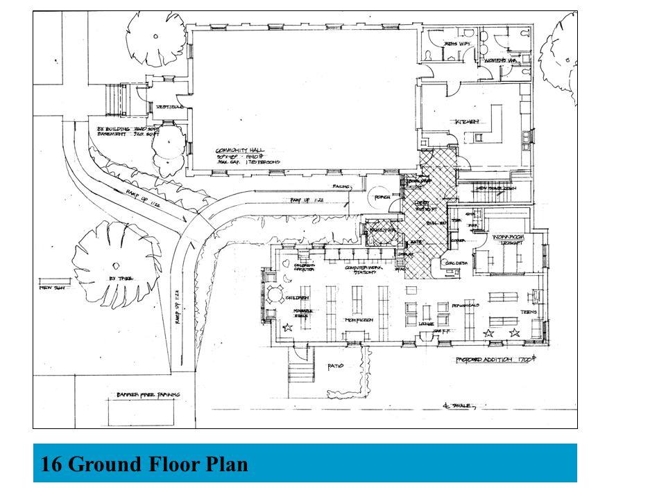 16 Ground Floor Plan