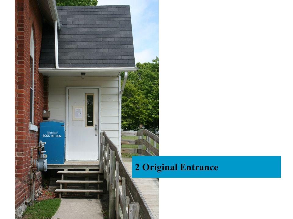 2 Original Entrance