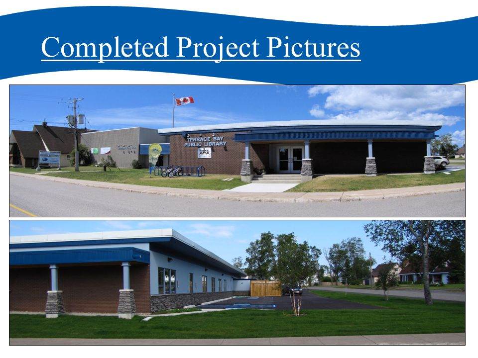 Completed Project Pictures