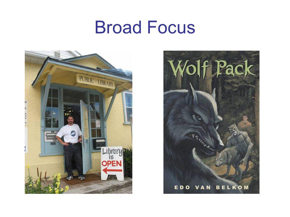 Broad Focus