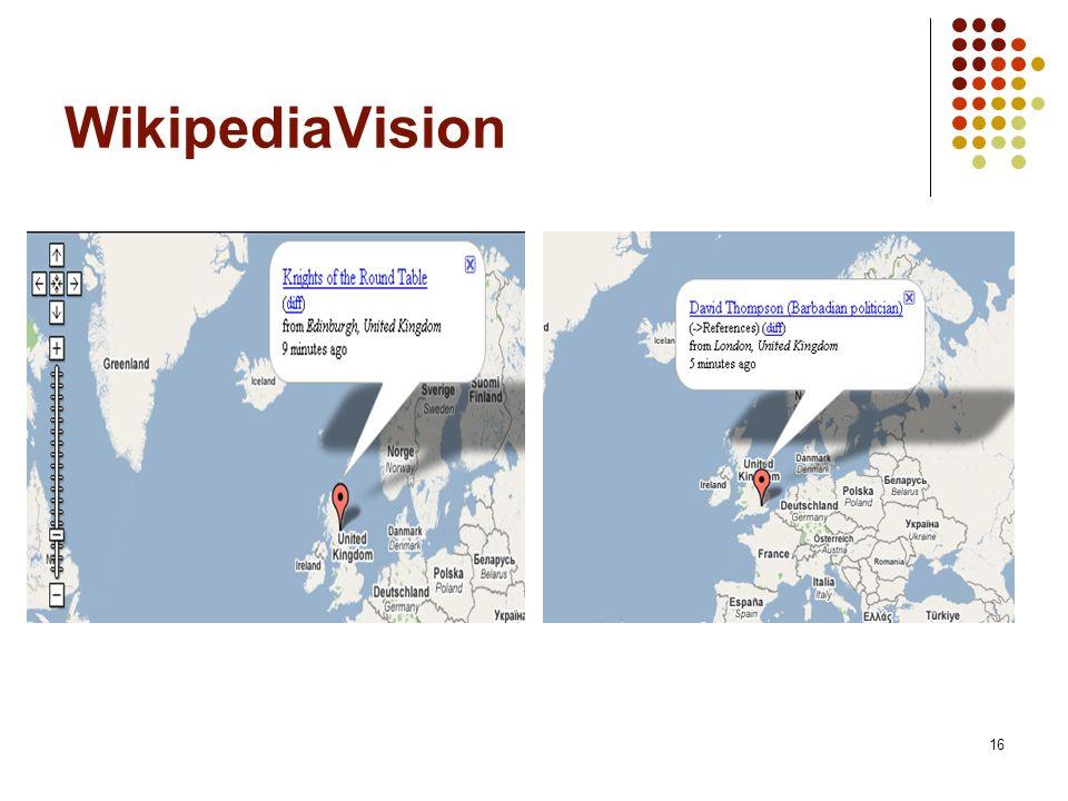16 WikipediaVision